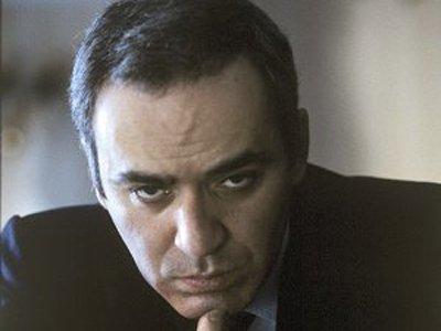 Garry Kasparov, en una imagen de archivo