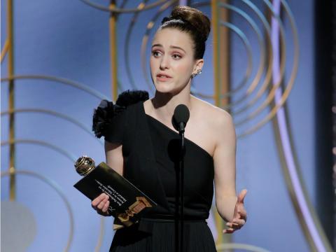 Mejor actriz serie de televisión-Comedia