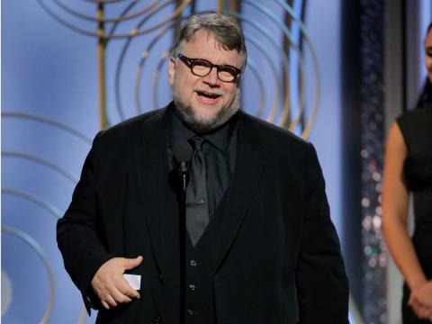 Mejor director-Guillermo del Toro