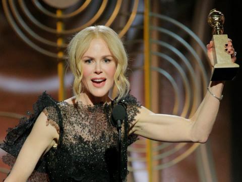 Mejor actriz en telefilme
