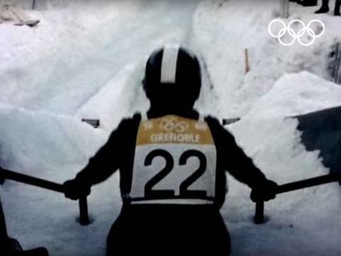 juegos olímpicos: Ortrun Enderlein
