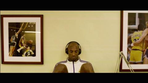 Kobe bryant reflexion momentos lesión
