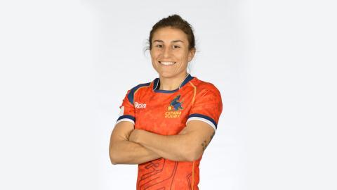 María Casado Rugby Seven
