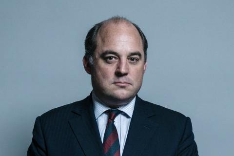 El ministro de Seguridad de Reino Unido, Ben Wallace