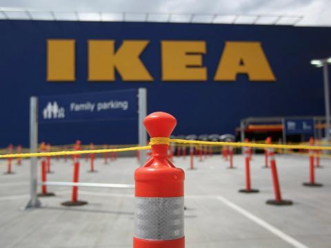 Una de las tiendas Ikea repartidas por el mundo