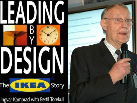 Liderar desde el diseño, la filosofía de  Ingvar Kamprad