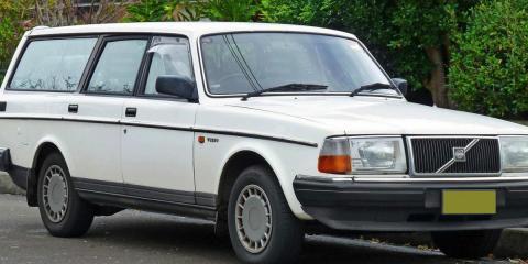 El modelo de automóvil conducido siempre por el fundador de Ikea