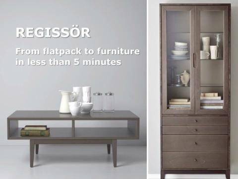 Una imagen del catálogo actual de Ikea.