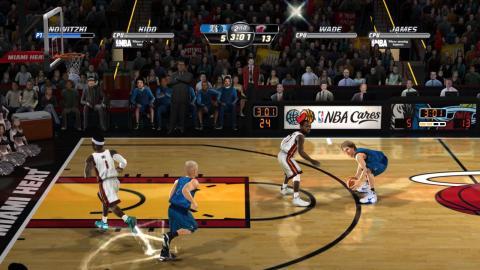 NBA JAM 25 años después