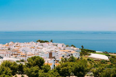 Nerja, Malaga, destino emergente de 2018.