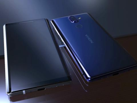 Nokia 9 movil
