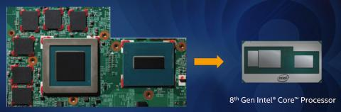 Octava generacion Intel