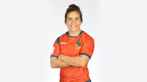 Patricia García Rugby Seven