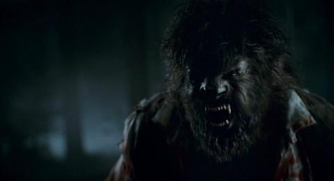 El Hombre Lobo, con Benicio del Toro.