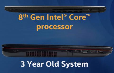 Portatiles ultrafinos Intel