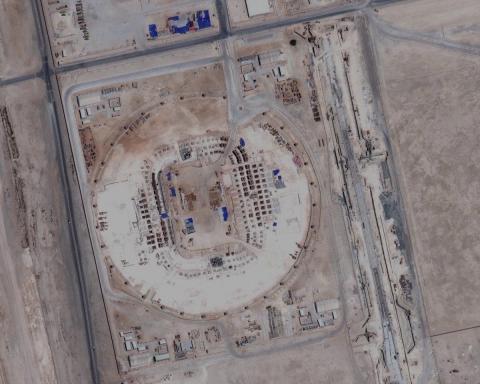 Qatar 2022 estadios parados por bloqueo 4