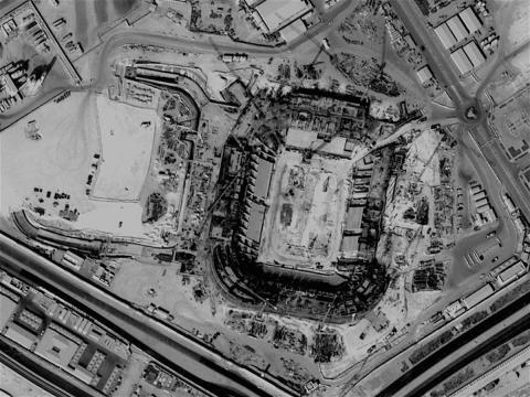 Qatar 2022 estadios parados por bloqueo 7
