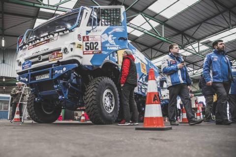 La reglamentación del Dakar ha hecho que esta edición sea la más igualada