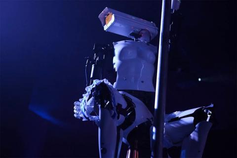 Robots Barra Americana Las Vegas