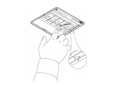 Tablet bisagras Microsoft