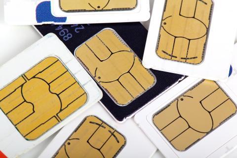Tarjetas móviles