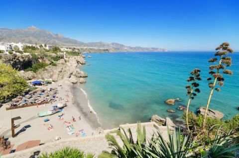 Costa del Sol, España.