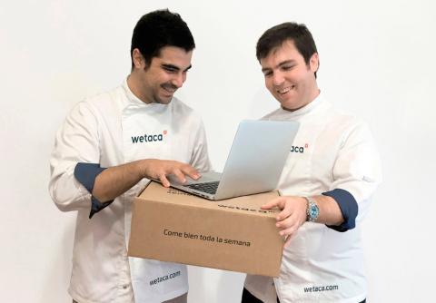 Wetaca creadores app