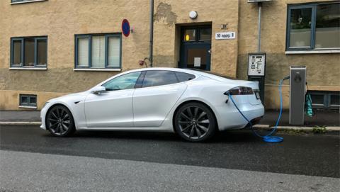 noruega ventas coche eléctrico