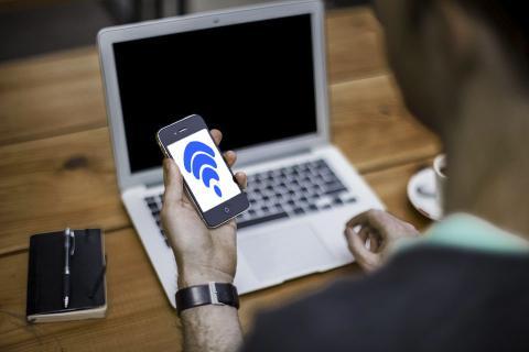 Conexión Wifi desde el  móvil