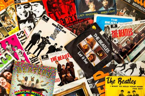 Discos Beatles