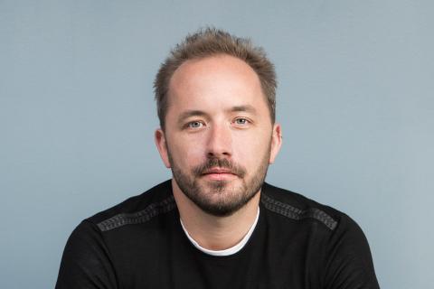 Drew Houston, CEO de Dropbox