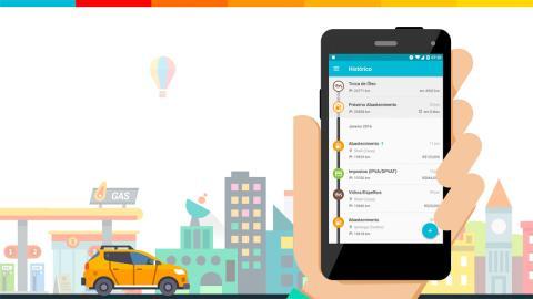 Drivvo App Movil