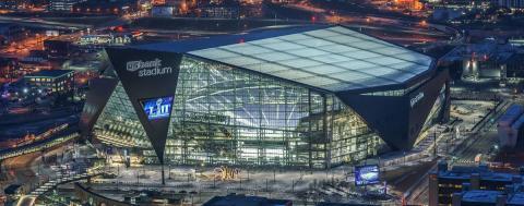 Estadio Super Bowl