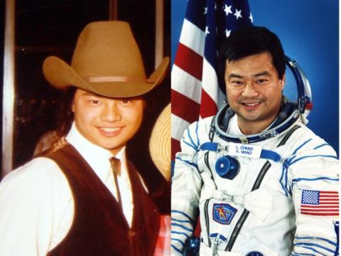 Ex astronauta Leroy Chiao