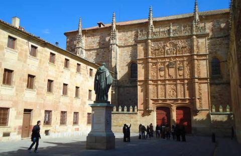 Universidad de Salamanca en clasificación universidades españolas