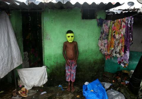 Lucha contra la diarrea en países del tercer mundo