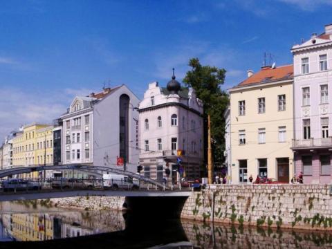 Sarajevo, Bosnia y Herzegovina.