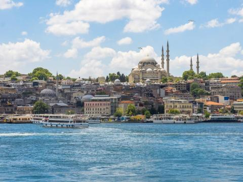 Estambul, Turquía.