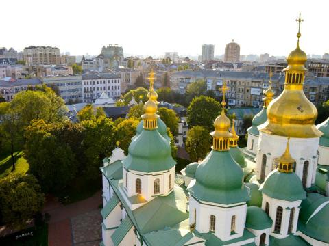 Kiev, Ucrania.