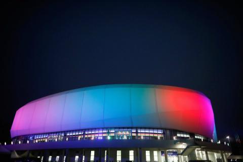 Instalaciones olímpicas de Pyeongchang en Corea del Sur
