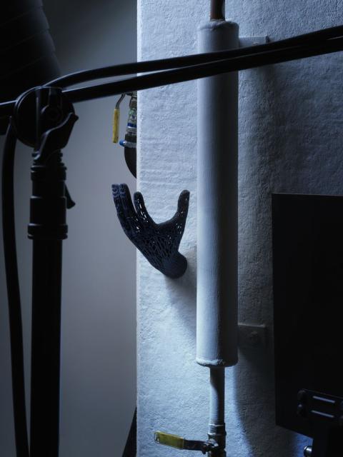 La mano en 3D creada por Ikea para la coleccion de Bea Akerlund.
