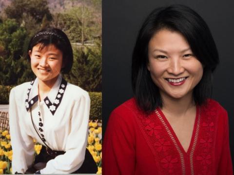 Maria Zhang, CTO Tinder