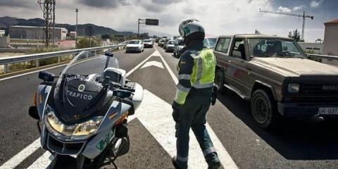 Medidas que propone la Guardia Civil de Tráfico para reducir accidentes
