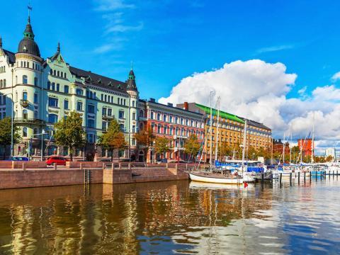 Helsinki, Finlandia