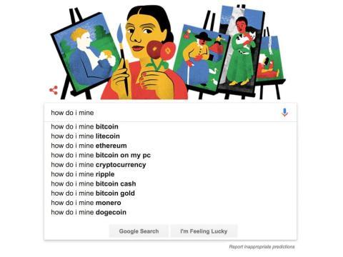 minado google