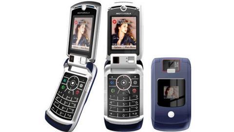 Motorola RAZR 3x