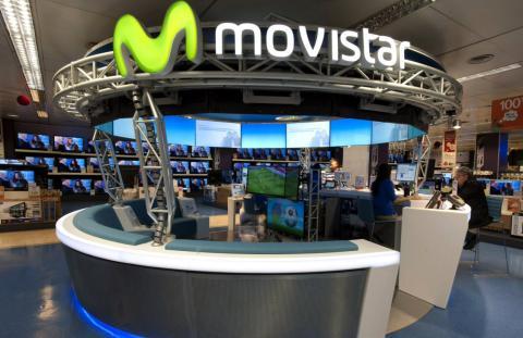 Movistar está entre las marcas españolas más valiosas.