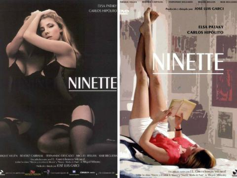Ninette Garci Pataky poster y poster DVD