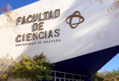 Facultad de Ciencias de la Universidad de Granada.