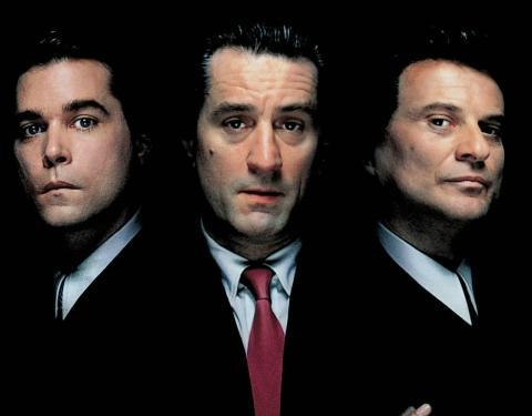 Imagen promocional de la película Goodfellas